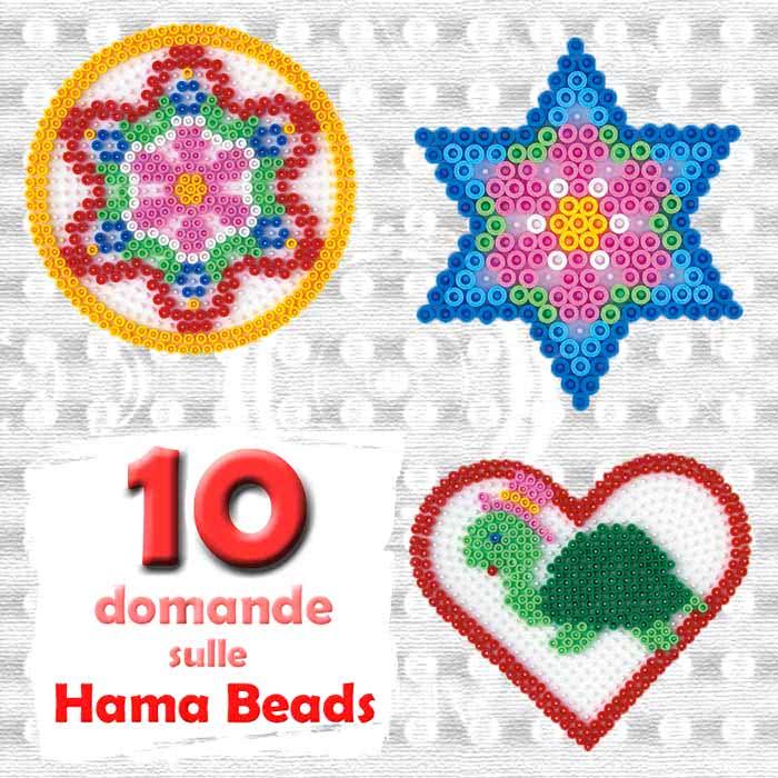 10 domande sulle Hamabeads