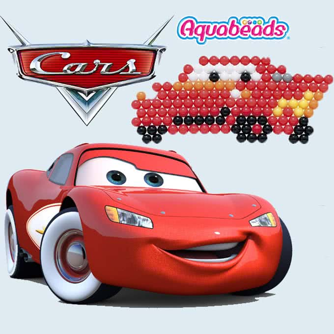 Cars Aquabeads