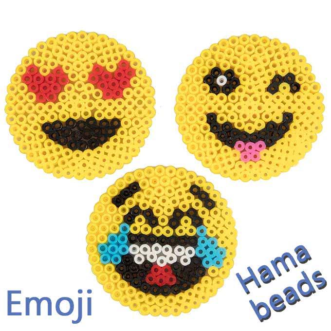 Faccine Emoji Pyssla