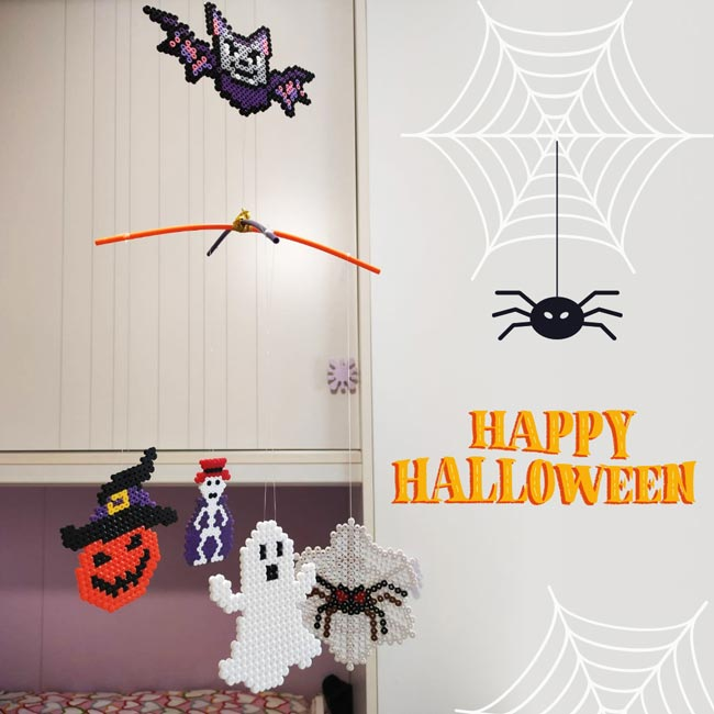 Giostrina per Halloween
