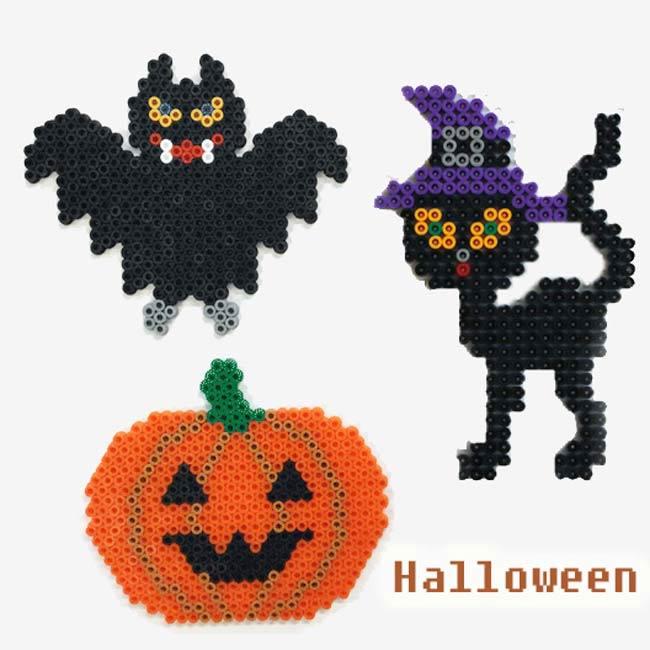 Halloween con i Pyssla