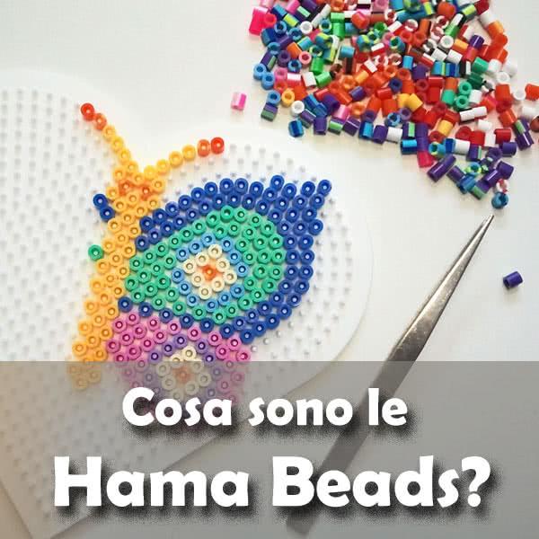 Come si usano le Hama Beads?