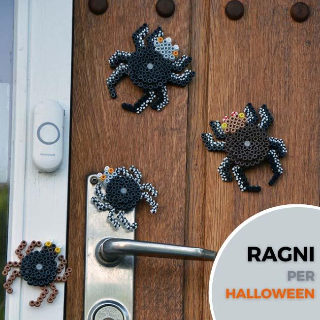 Ragni per Halloween