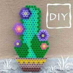 Cactus con le Hama Beads