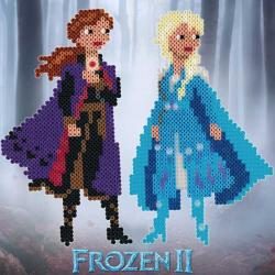 Frozen II Hama beads