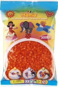 Hama Beads Midi 3000 pezzi - Arancione n.4