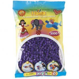 Hama Beads Midi 3000 pezzi - Viola n.7