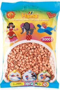 Hama Beads Midi 3000 pezzi - color carne n.26