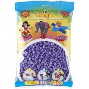 Hama Beads Midi 3000 pezzi - Viola Pastello n.45