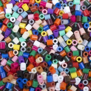 Cestello Hama Beads Midi 10000 pezzi (22 colori)