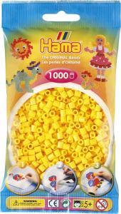 Hama Beads Midi 1000 pezzi - Giallo n.3