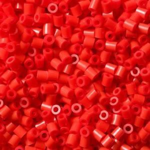 Hama Beads Midi pyssla 1000 pezzi Rosso  n.5 (red)