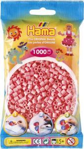 Hama Beads Midi 1000 pezzi - Rosa n.6