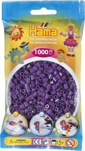 Hama Beads Midi 1000 pezzi - Viola n.7