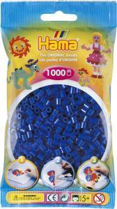 Hama Beads Midi 1000 pezzi - Blu n.8
