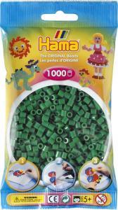 Hama Beads Midi 1000 pezzi - Verde n.10