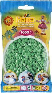 Hama Beads Midi 1000 pezzi - Verde chiaro n.11