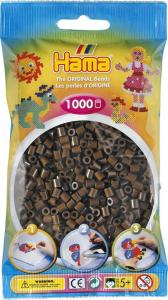 Hama Beads Midi 1000 pezzi - Marrone scuro n.12