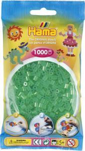 Hama Beads Midi 1000 pezzi - Verde traslucido n.16