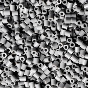 Hama Beads Midi 1000 pezzi pyssla Grigio n.17 (grey)