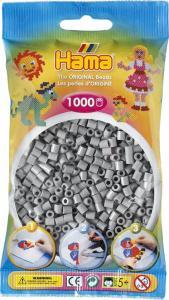 Hama Beads Midi 1000 pezzi - Grigio n.17