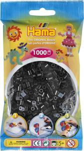 Hama Beads Midi 1000 pezzi - Nero  n.18
