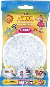 Hama Beads Midi 1000 pezzi - Trasparente n.19