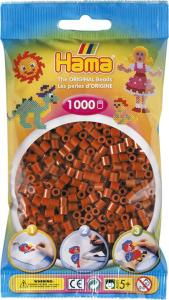 Hama Beads Midi 1000 pezzi - Marrone rossastro n.20