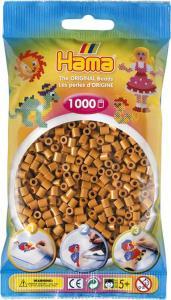 Hama Beads Midi 1000 pezzi - Marrone chiaro n.21