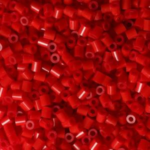 Hama Beads Midi 1000 pezzi pyssla Rosso Scuro n.22 (dark red)