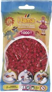 Hama Beads Midi 1000 pezzi - Rosso Vinaccia n.29