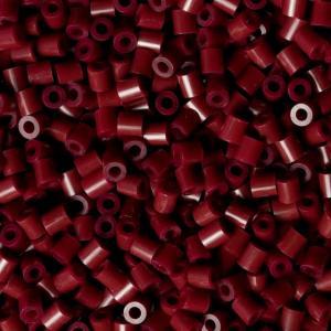 Hama Beads Midi 1000 pezzi Pyssla Burgundy n.30