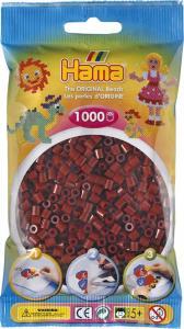 Hama Beads Midi 1000 pezzi - Bordeaux n.30