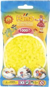 Hama Beads Midi 1000 pezzi - Giallo neon n.34