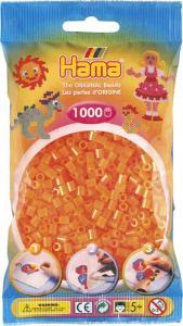 Hama Beads Midi 1000 pezzi - Arancione neon n.38
