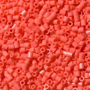 Hama Beads Midi 1000 pezzi pyssla rosso pastello n.44 (pastel red)