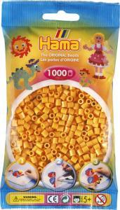 Hama Beads Midi 1000 pezzi - Giallo ocra n.60