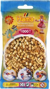 Hama Beads midi 1000 pezzi - Oro n.61