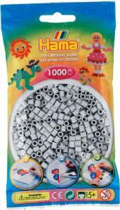 Hama Beads Midi 1000 pezzi - Grigio chiaro n.70
