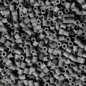 Hama Beads Midi 1000 pezzi pyssla Grigio scuro n.71 (dark grey)
