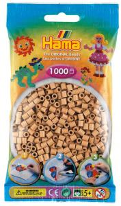 Hama Beads Midi 1000 pezzi - Marrone nocciola n.75