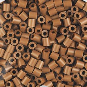 Hama Beads Midi 1000 pezzi pyssla Marrone cioccolato n.76