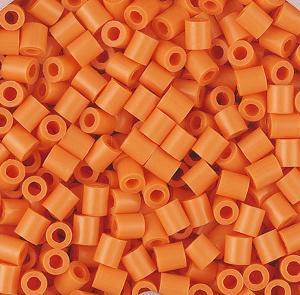 Hama Beads Midi Pyssla 1000 pezzi Arancione chiaro n.79
