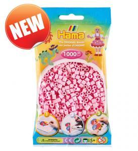 Hama beads Pyssla 207-95 colore nuovo rosa chiara