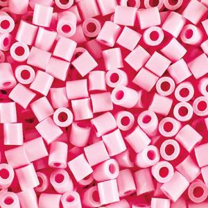 Hama Beads Midi 1000 Pezzi - Rosa chiaro n.95