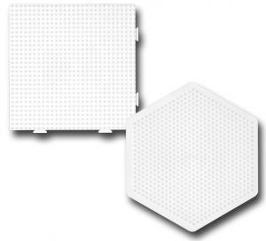 Base per perline Midi (esagono e quadrato)