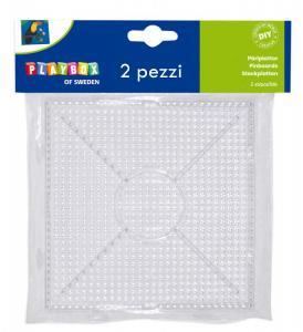 2 tavolette trasparenti Playbox Midi