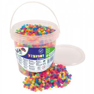 Perline da stirare - mix neon 5000 pezzi