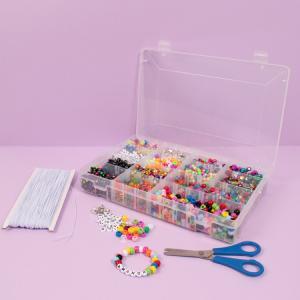 Contenitore per perline modulabile Playbox