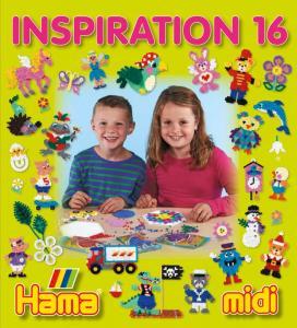 Libretto ispirazioni 16 Midi Hama Beads